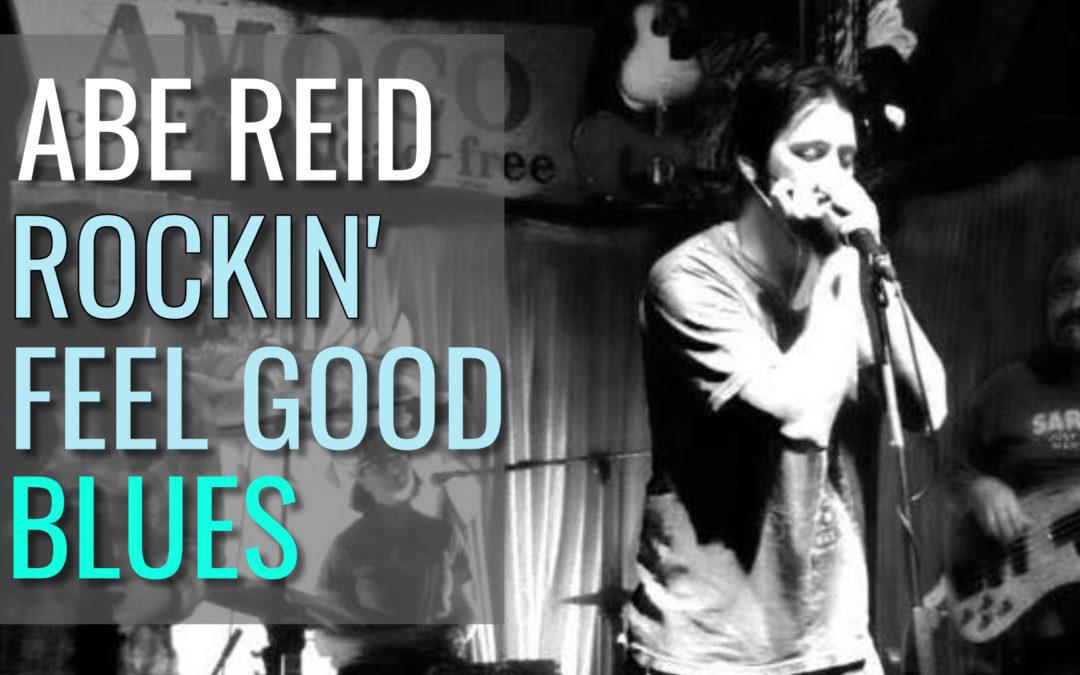 HHG Live Music with Abe Reid